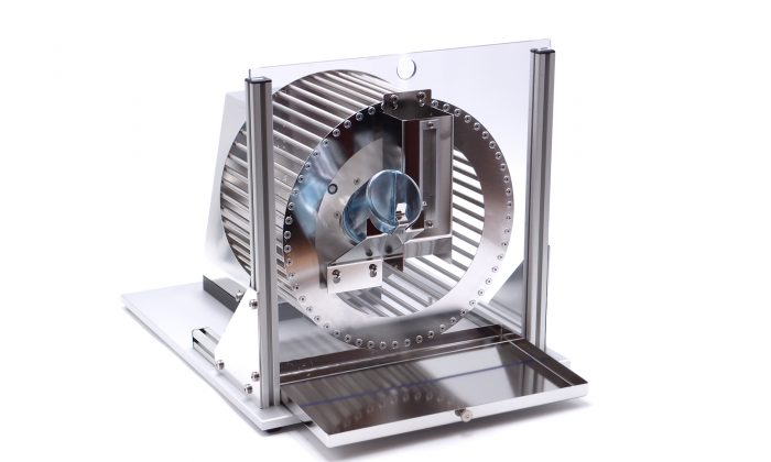 Forced Running Wheel for Mice