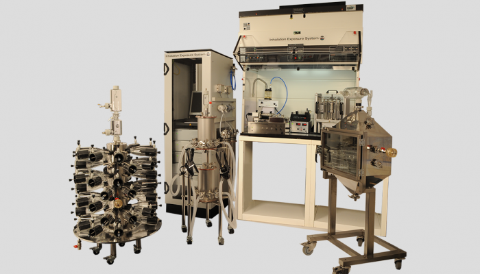 Inhalation system for preclinical research - TSE Systems