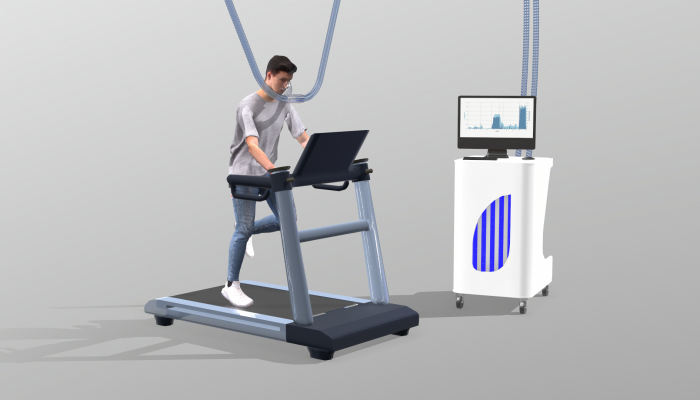 SPORTOMNICAL Treadmill