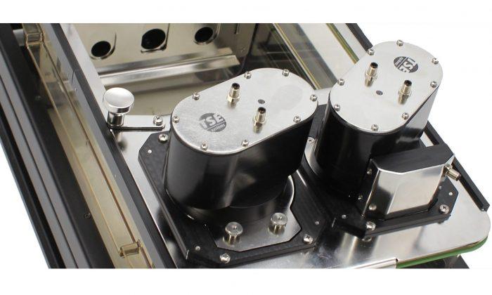 Weight sensors of PhenoMaster